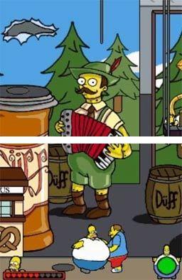 Los Simpson - El videojuego (Nintendo DS) - 01