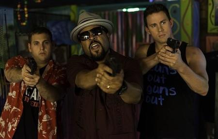 Jonah Hill, Ice Cube y Channing Tatum en