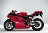 Telemetría integrada en la Ducati 1098