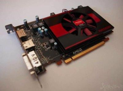 Las tarjetas gráficas AMD 8000 Series ya están disponibles para licencias OEM