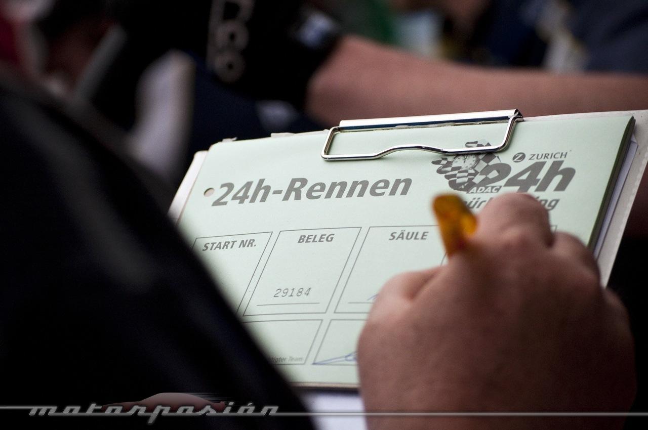 Foto de La increíble experiencia de las 24 Horas de Nürburgring (89/114)