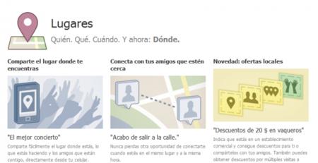 Facebook deja de lado a su servicio de geolocalización, Places