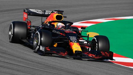 Verstappen Formula 1 2020