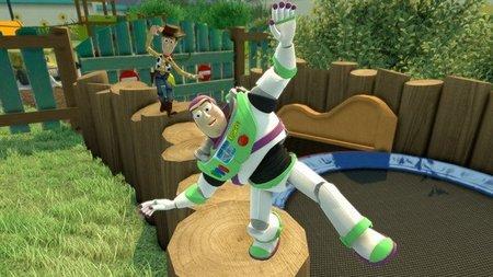 'Rush', un nuevo título para Kinect que nos meterá, literalmente, en algunas películas de Pixar