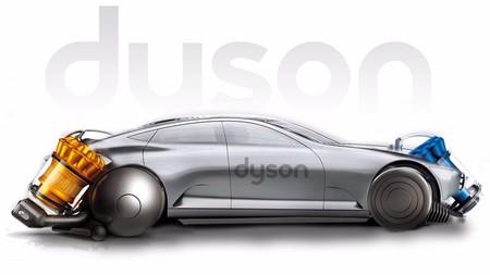 Dyson Coche Electrico