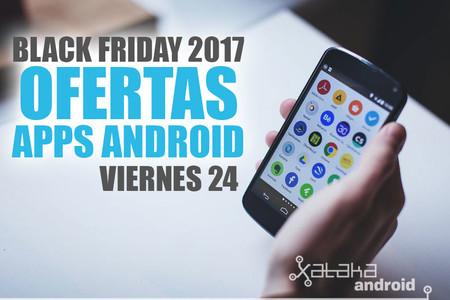 Black Friday 2017: grandes descuentos y aplicaciones de pago gratis en la Play Store