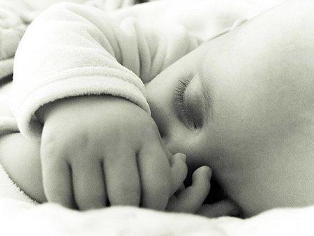 """Los días en que los niños parecen no querer despertarse podrían estar dando un """"estirón"""""""