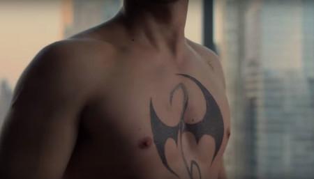 Tatuaje Danny Iron Fist