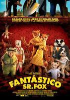 'Fantástico Sr. Fox', cartel y tráiler en español de esta esperada cinta de animación