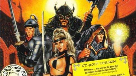 The Elder Scrolls Arena