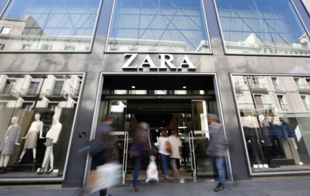 Inditex Beneficios 2015
