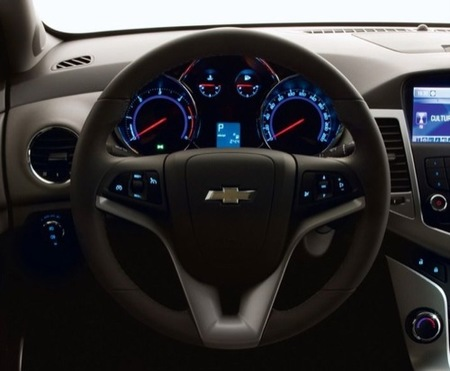 Interior Chevrolet Cruze