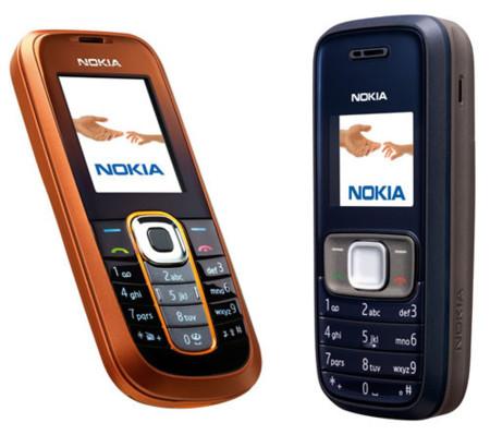 Nokia 2600 Classic y Nokia 1209, nuevos móviles