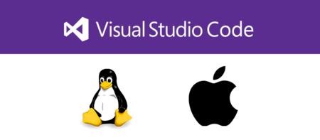 Visual Studio en Linux y Mac: Visual Studio Code