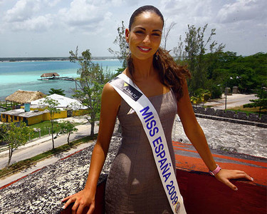 Estíbaliz Pereira decepcionada con el resultado de Miss Universo