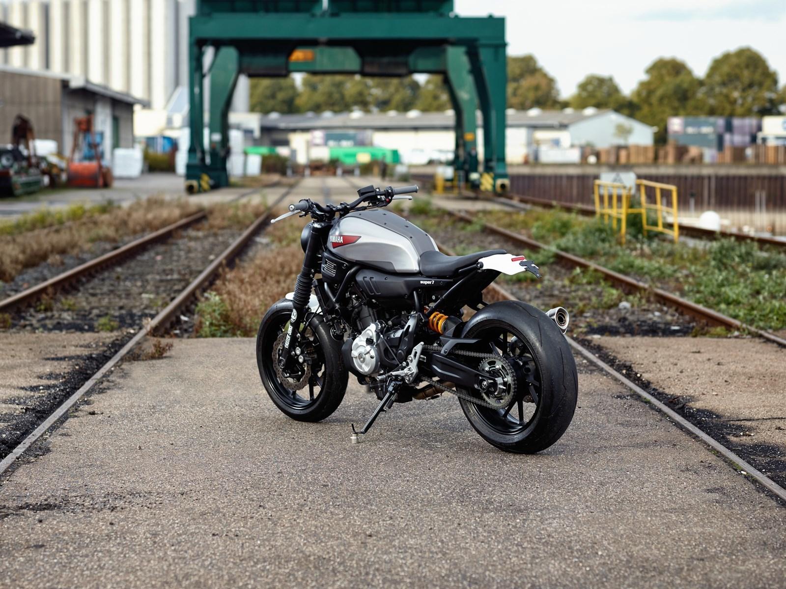 Foto de Yamaha XSR700 Super 7 by JvB-Moto (13/25)