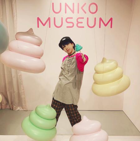 Museo del excremento Japón