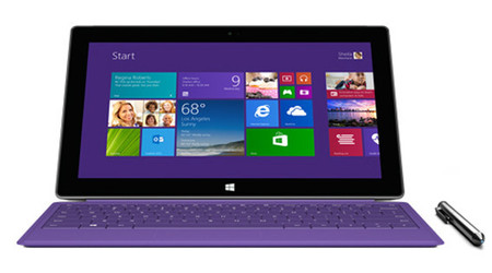 Microsoft mejora la vida de la batería de Surface 2 Pro con una actualización