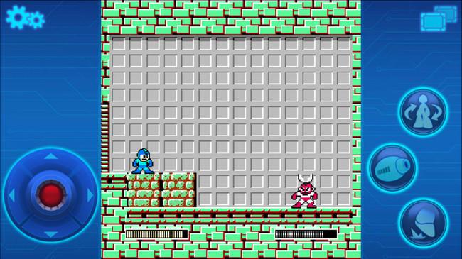 Mega Man Moviles