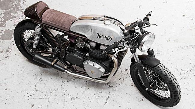 Triton con motor actual Triumph