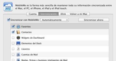 Tim Cook puede considerar rescatar algunas características de MobileMe en iCloud