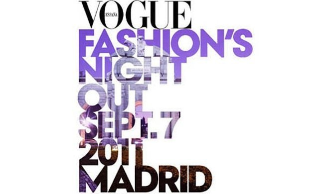 Vogues Fashion Night Out Madrid