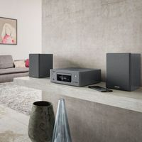 Denon presenta el CEOL N11 DAB, su nuevo sistema HiFi compacto con CD, radio, música en streaming y conexión con la tele