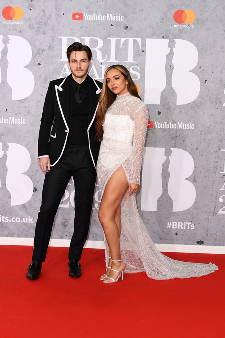 Jed Elliott The Brit Awards 2019 Red Carpet Arrivals