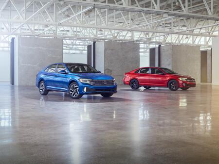 El Volkswagen Jetta 2022 se pone al día, con nuevo rostro y asistencias para todas sus versiones en México