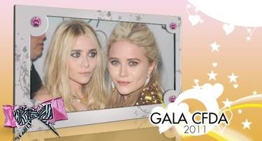 Los premios CFDA 2011 o como algunas celebrities atrasan el carnaval hasta junio...
