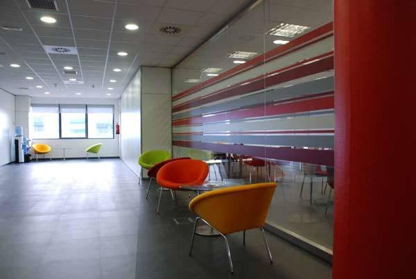 Foto de Lugares para trabajar: Las oficinas de Vodafone en Madrid (4/7)