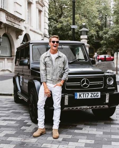 El Mejor Street Style De La Semana Llega De La Mano De La London Fashion Week Men S 10