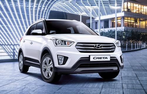 Hyundai Creta: Precios, versiones y equipamiento en México