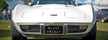 Black Friday Motor 2019. Mejores ofertas en GPS, accesorios y herramientas para el coche
