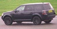 2007 Land Rover Freelander, fotos espía