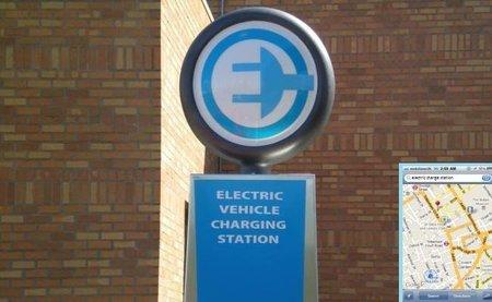Google nos dirá dónde recargar nuestro coche eléctrico