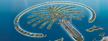 Edificios con mucha ciencia (IV): Las urbanizaciones fractales de Dubai