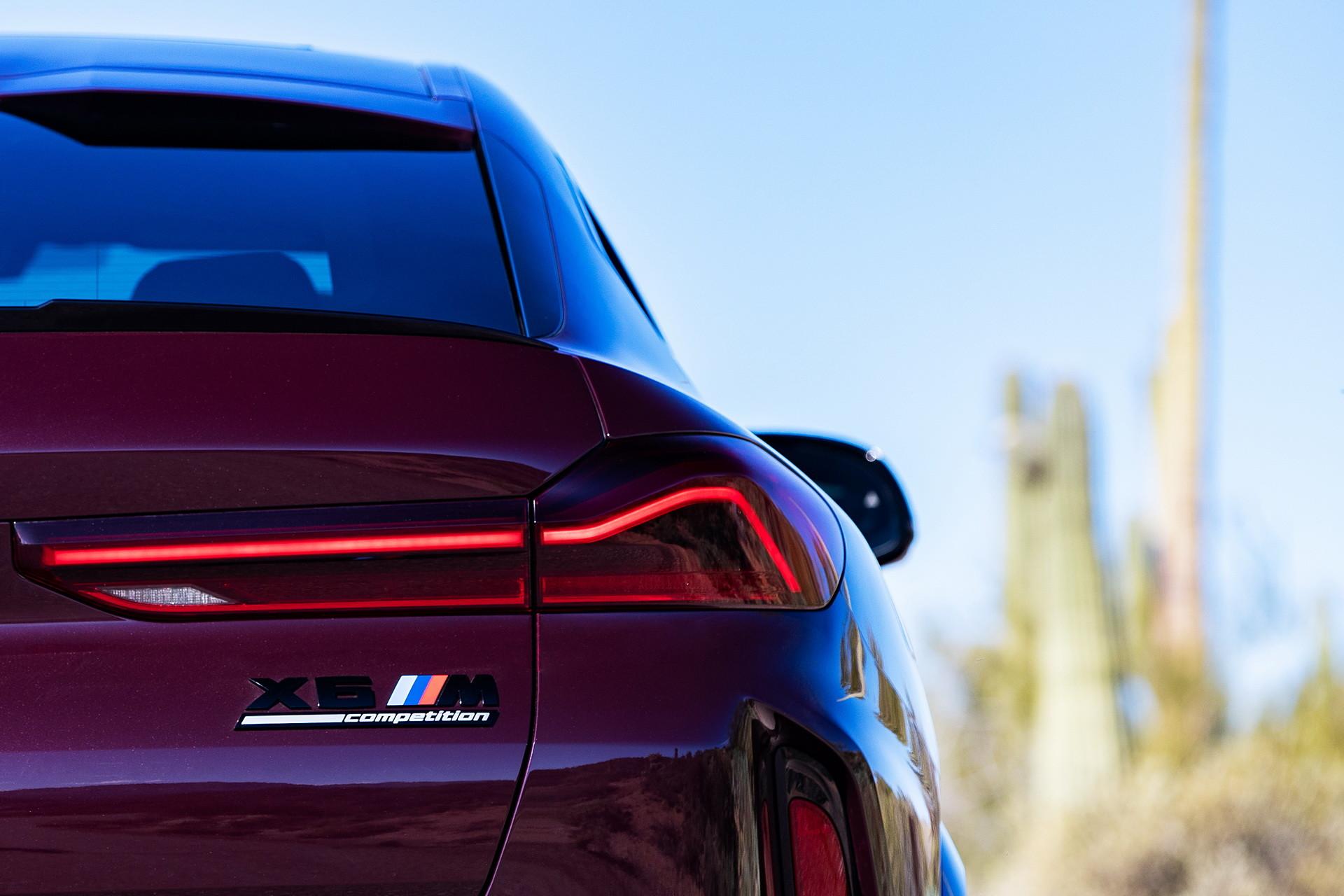 Foto de BMW X5 y X6 M Competition (24/31)