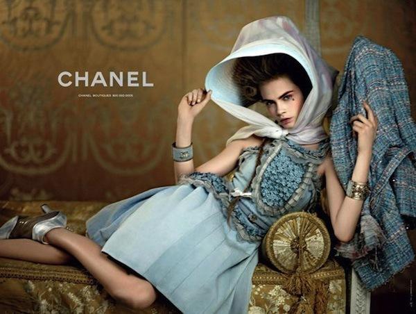 Cara, Chanel