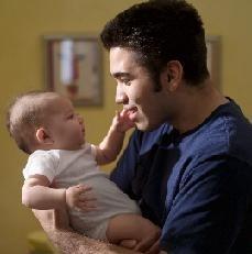 Primeros juegos con tu bebé