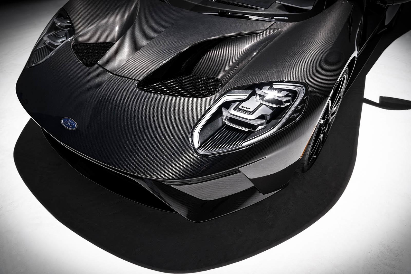 Foto de Ford GT 2020 (9/13)