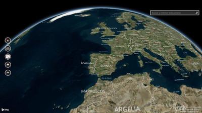 Mapas Bing ya disponible en versión preview para Windows 8.1