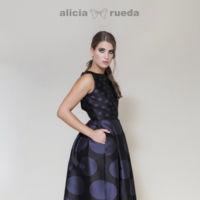 Vestido Alicia Rueda Topos