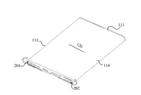 Xiaomi Rollable Patente 6