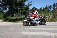 Suzuki Gladius 650, la prueba (3/4)