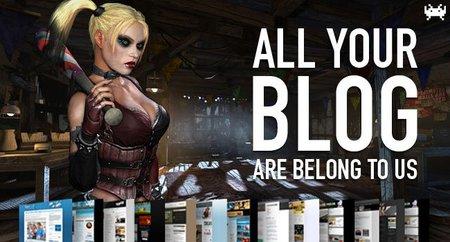 El mundo de los videojuegos camina hacia su futuro... o hacia su destrucción.  All your blog are belong to us (CXXI)