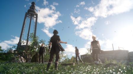 Revelada la portada de Final Fantasy XV en Europa ¡y será reversible!