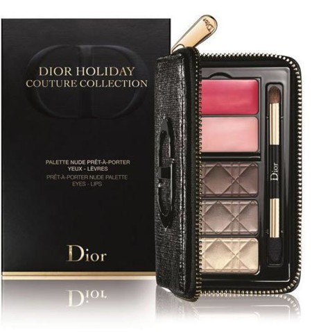 Dior Holiday 2015 Couture Pret A Porter Nude Palette