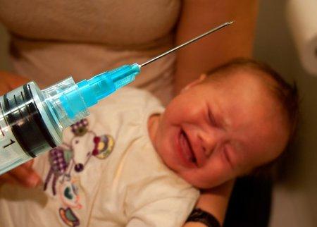 """Las cinco """"S"""" para que el bebé no llore con las vacunas"""