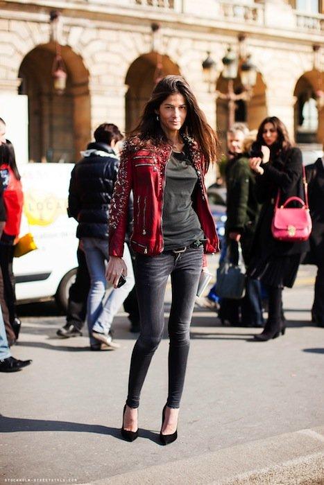 Queridos Reyes Magos quiero una chaqueta roja que me alegre los outfits